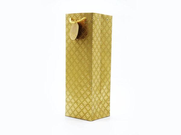dimaond design wine bags image2 1